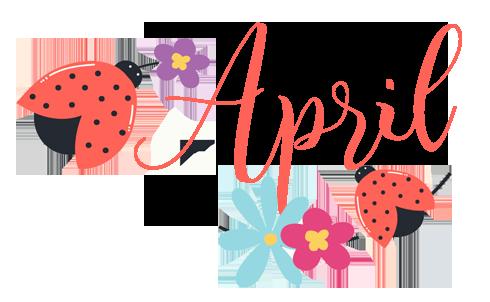 April Newsletter Banner