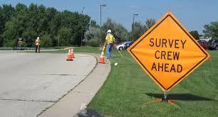 Image of Road Survey crews