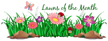 Lawn of the Month banner