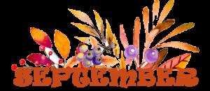 September Newsletter Banner