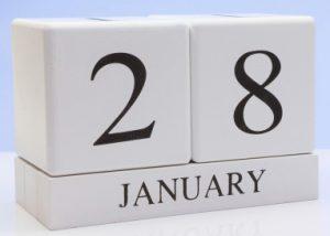 January 28 CDD Meeting