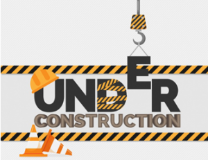 Under Construction Updates