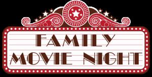 Family Movie Night Movie on the Lawn