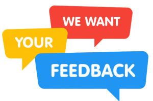 We want your feedback icon Survey Monday for input about future projects in the community